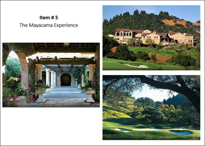 LA Item5_MayacamaExperience