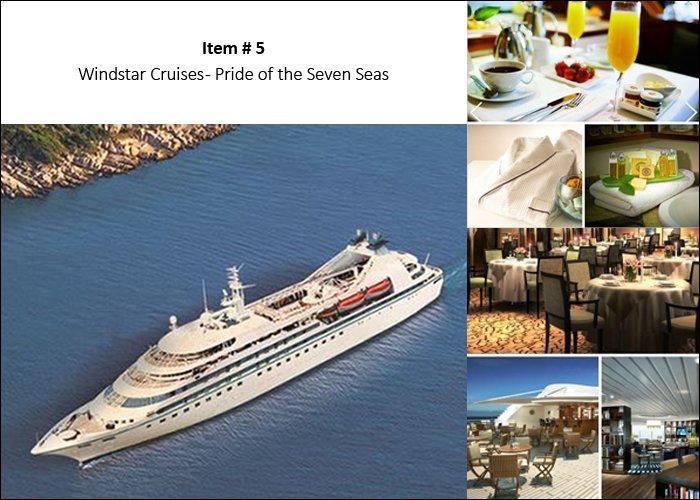 LA_Item 5_Windstar Cruises